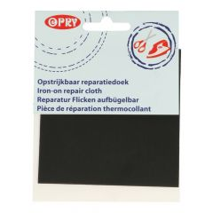 Opry Iron-on repair patch nylon 10x20cm - 5pcs