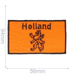 HKM Iron-on patch Holland - 5pcs