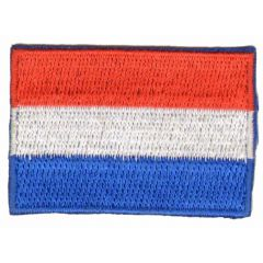HKM Iron-on Patches Dutch Flag - 5pcs