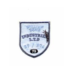 Iron-on patches WILLIAM BOND - 5pcs