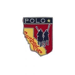 Iron-on patches Polo - 5pcs