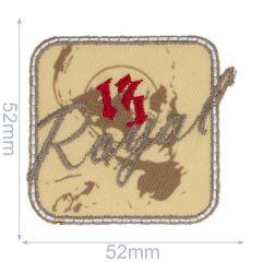 Iron-on patches Royal 13 - 5pcs