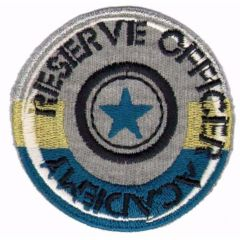 Iron-on patches Reserve Officer Academy - 5pcs