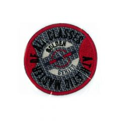 Iron-on patch ER-WR - 5pcs