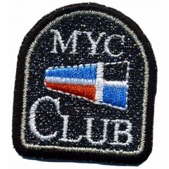 Iron-on patch MYC - 5pcs