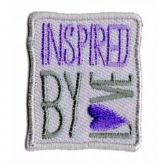 Iron-on patch inspired by love - 5pcs