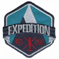 Iron-on patch expedition - 5pcs
