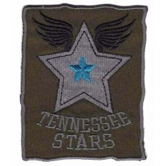 Iron-on patches Tennessee Stars - 5pcs
