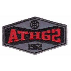 Iron-on patch reflective Ath 62 - 5pcs