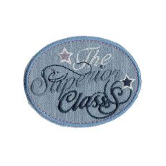 Iron-on patches The Superior Class Jeans - 5pcs