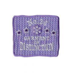 Iron-on patch garment distinction - 5pcs