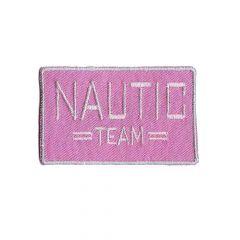 Iron-on patch nautic team - 5pcs