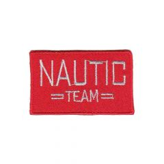 Iron-on patch nautic team - 5pcs