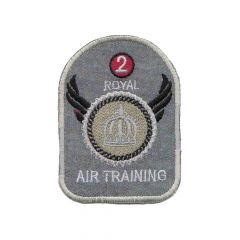 Iron-on patches Royal Air Training - 5pcs
