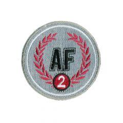 Iron-on patch AF 2 - 5pcs