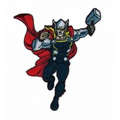 HKM Iron-on patch Thor running - 5pcs