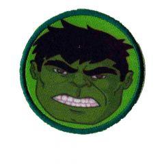 HKM Iron-on patch Hulk - 5pcs
