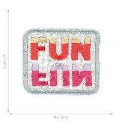 HKM Iron-on patch fun - 5pcs