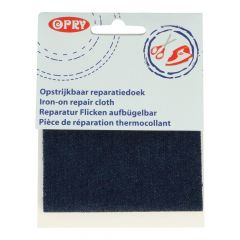 Opry Repair patch jeans iron-on 10x40cm- 10pcs