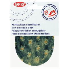 Opry Iron-on knee patches jeans with tears - 5pcs