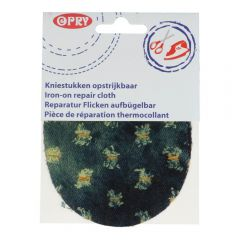 Opry Iron-on knee patches jeans with tears- 5pcs