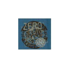 HKM Iron-on patch zero - 5pcs