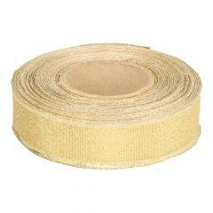 Metallic ribbon 25mm - 25m