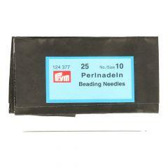 Prym Beading needles - 25pcs