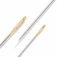 Prym Darning needles steel long assorted silver - 10x10pcs