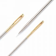 Prym Darning needles steel short assorted silver - 10x10pcs