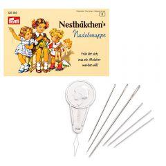 Prym Hand sewing-darning needles-threader - 10x29pcs