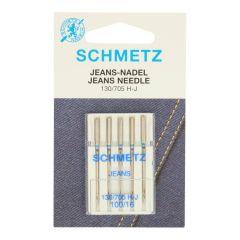 Schmetz jeans 5 needles - 10pcs