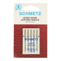 Schmetz Leather 5 needles - 10pcs
