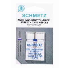 Schmetz Stretch twin 1 needle - 10pcs