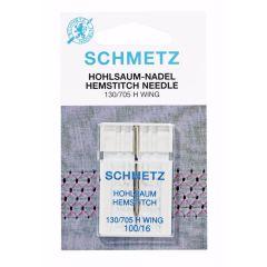 Schmetz Hemstitch 1 needle 100-16 - 10pcs