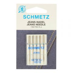 Schmetz jeans 5 needles - 10pcs