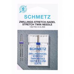 Schmetz Stretch twin 1 needle - 10pcs