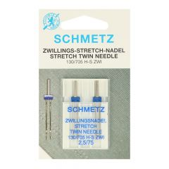 Schmetz Stretch twin 2 needles - 20pcs