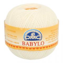 DMC Babylo cotton no.40 10x100g- 10pcs