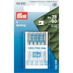Prym Sewing machine needles quilting 75-11 - 90-14 - 10pcs