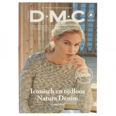DMC Catalogue Cotton Natura Denim - 5pcs