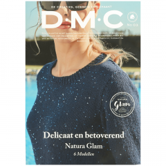DMC Catalogue Cotton Natura Glam - 5pcs