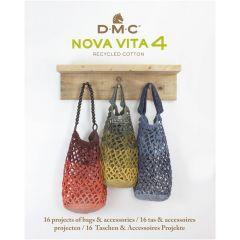 DMC Nova Vita pattern book 16 designs NL - 1pc