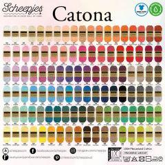 Scheepjes Catona assortment 10x25g - 109 colours - 1pc