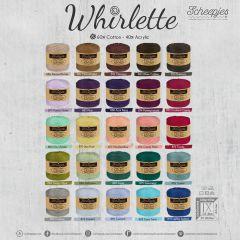 Scheepjes Whirlette assortment 2x100g - 25 colours - 1pc