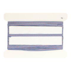 Woven ribbon diamonds 10mm - 25m