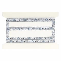 Ribbon Delft Blue 15mm - 25m