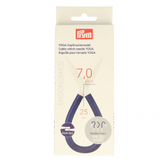 Prym Ergonomics cable needle yoga 25cm 7.00mm - 5pcs