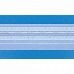 Curtain header tape pencil pleat 70mm - 50m