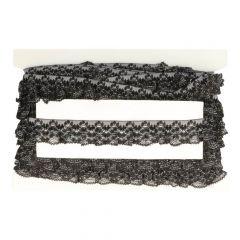 Ribbon with Elastic trim 35mm - 25m